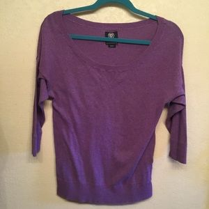 AMERICAN EAGLE OUTFITTERS PURPLE SWEATER SMALL